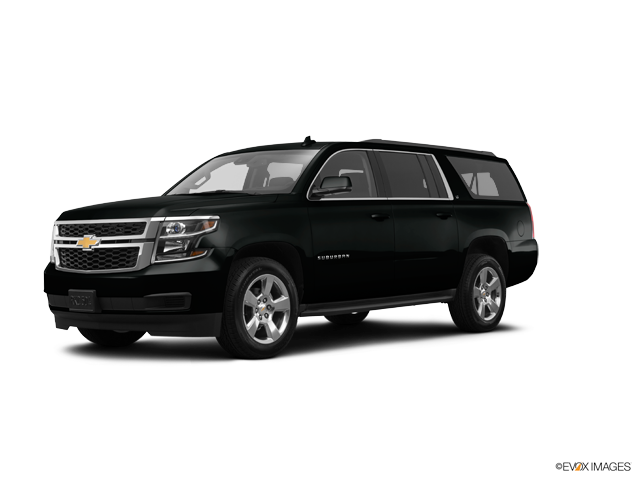 New 2017 Chevrolet Suburban in Tulsa, OK