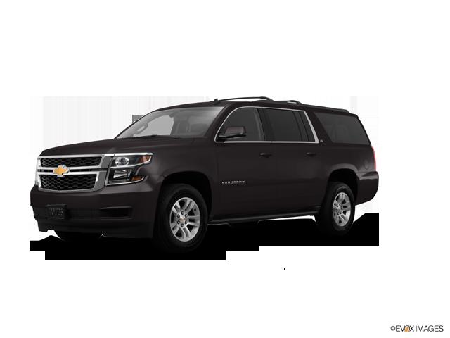 New 2017 Chevrolet Suburban in Tulsa, OK