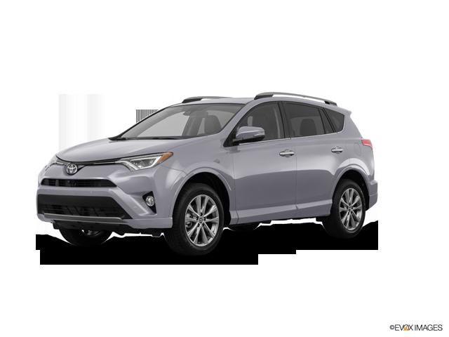 New 2017 Toyota RAV4 in Fairfield, Vallejo, & San Jose, CA
