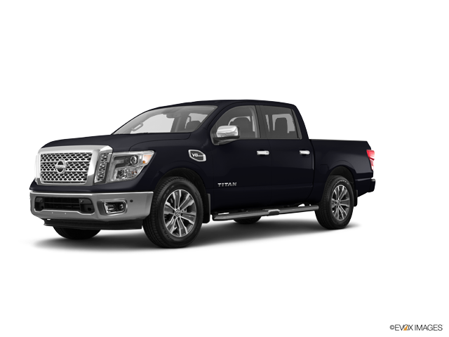 New 2017 Nissan Titan in Houston, TX