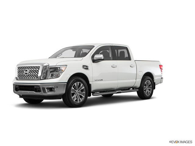 New 2017 Nissan Titan in Bessemer, AL