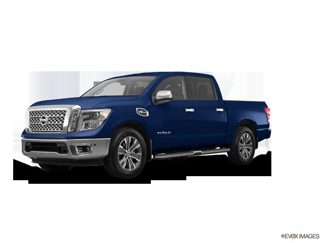 New 2017 Nissan Titan in Bessemer, AL