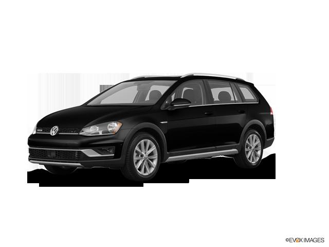 New 2017 Volkswagen Golf Alltrack in Fairfield, Vallejo, & San Jose, CA