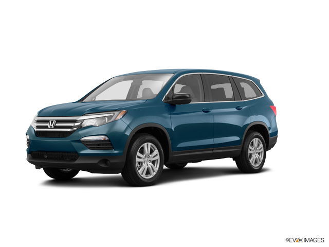 New 2017 Honda Pilot in Ocala, FL