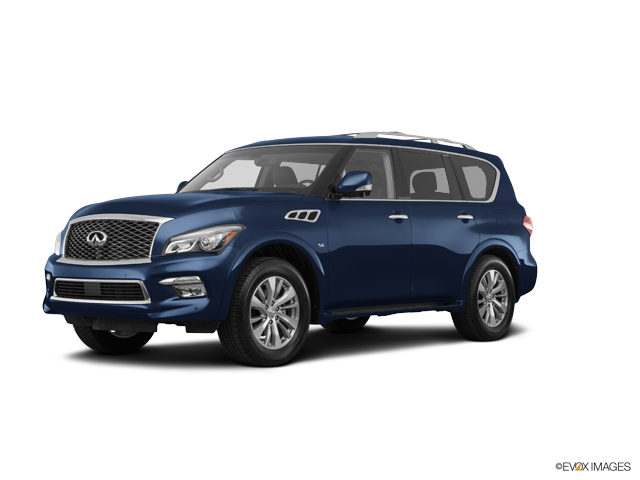 Used 2017 INFINITI QX80 in Cookeville, TN