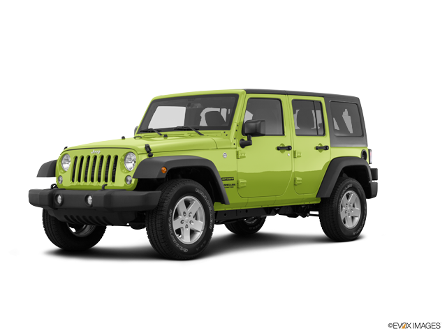 Used 2017 Jeep Wrangler Unlimited in Meridian, MS