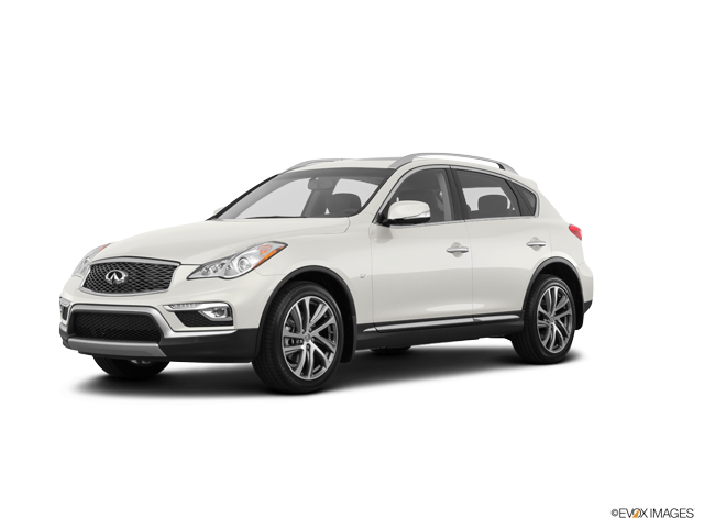 New 2017 INFINITI QX50 in Fairfield, Vallejo, & San Jose, CA