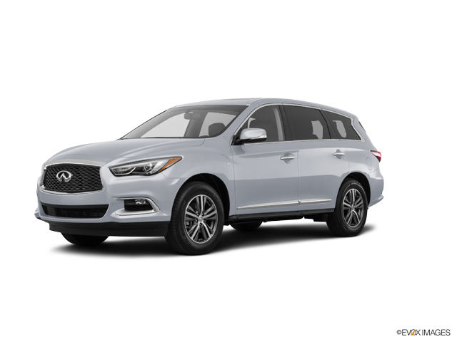 New 2017 INFINITI QX60 in Fairfield, Vallejo, & San Jose, CA