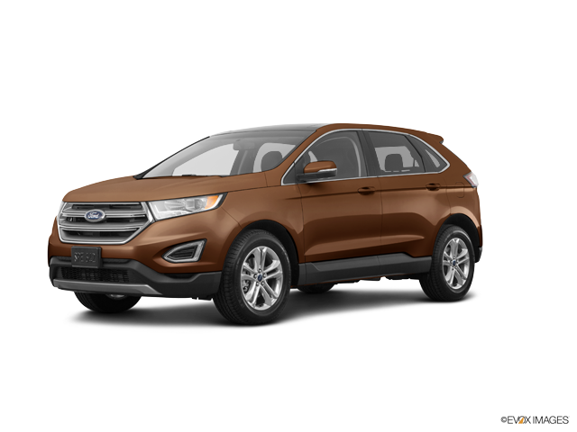 New 2017 Ford Edge in Barberton, OH
