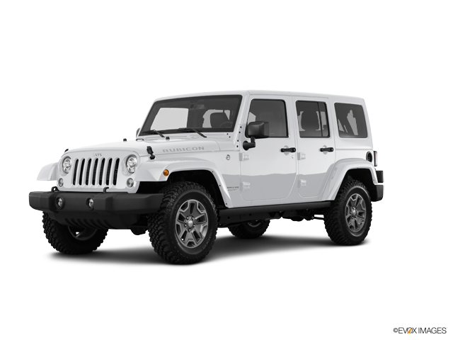 New 2017 Jeep Wrangler Unlimited in Greenville, TX