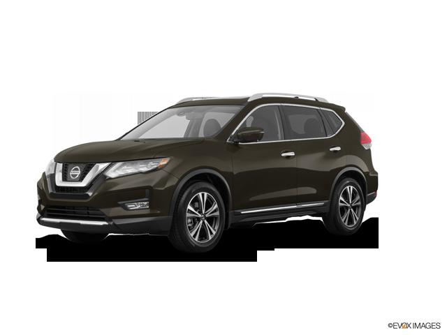 New 2017 Nissan Rogue in Santa Clara, CA