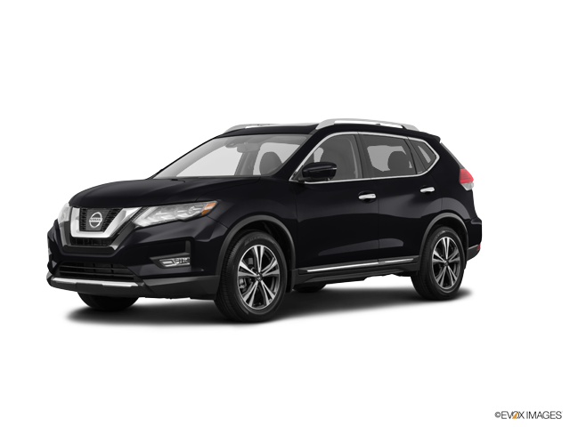 New 2017 Nissan Rogue in SPOKANE, WA