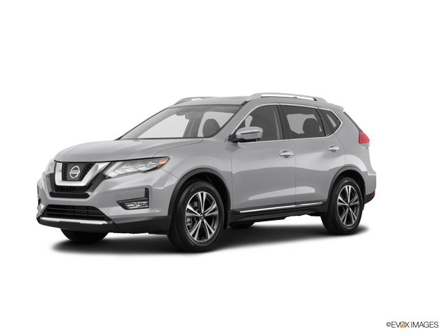 New 2017 Nissan Rogue in Oxford, AL