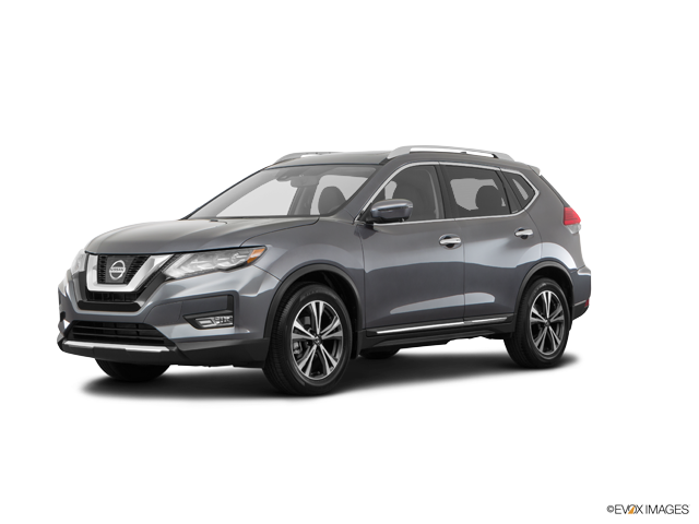 New 2017 Nissan Rogue in Fort Myers, FL