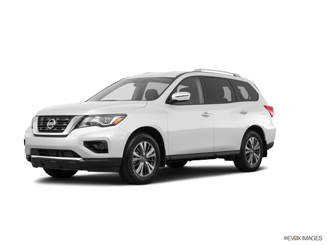 New 2017 Nissan Pathfinder in Santa Barbara, CA
