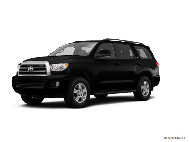 New 2017 Toyota Sequoia in Tulsa, OK