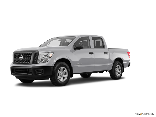 New 2017 Nissan Titan in Pascagoula, MS