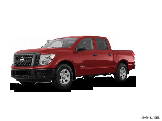 New 2017 Nissan Titan in Houston, TX