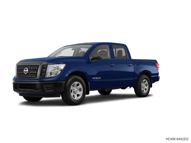 New 2017 Nissan Titan in Holly Springs, GA