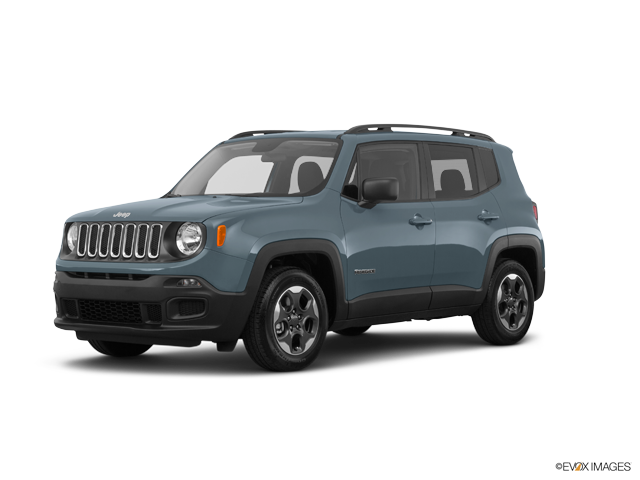 New 2017 Jeep Renegade in , WI