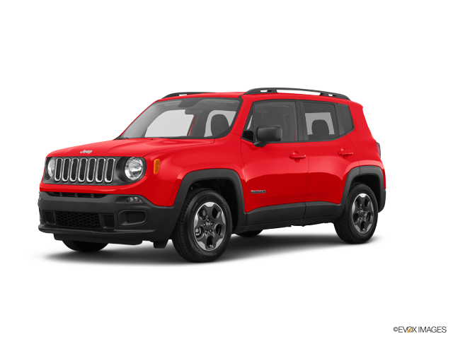 New 2017 Jeep Renegade in Dyersburg, TN