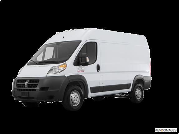 2017 Ram ProMaster Cargo Van Low Roof