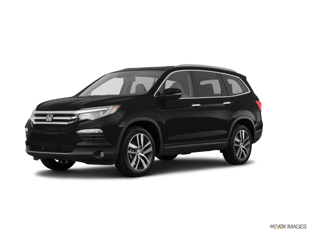 New 2017 Honda Pilot in Fort Collins, CO