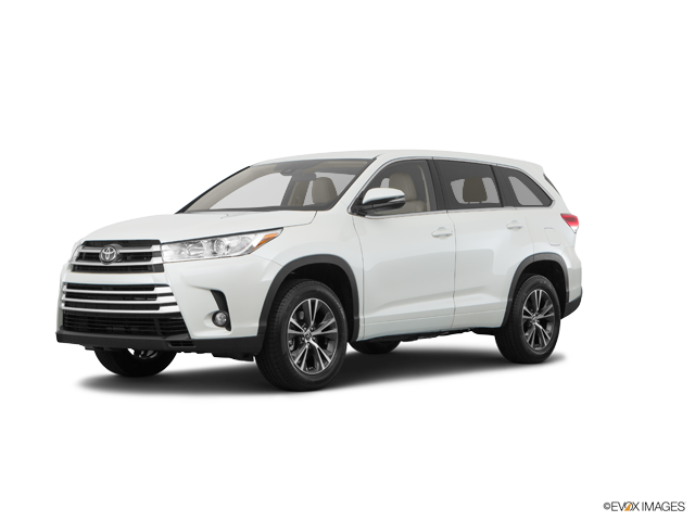 New 2017 Toyota Highlander in Granbury, TX