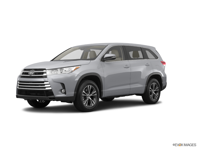 New 2017 Toyota Highlander in Bastrop, TX