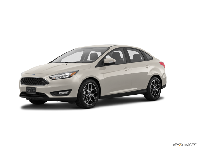 New 2017 Ford Focus in Muskogee, OK
