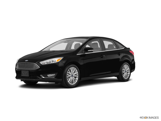 New 2017 Ford Focus in Savannah, GA