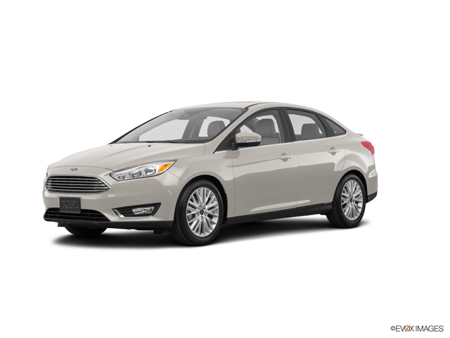 New 2017 Ford Focus in Barberton, OH