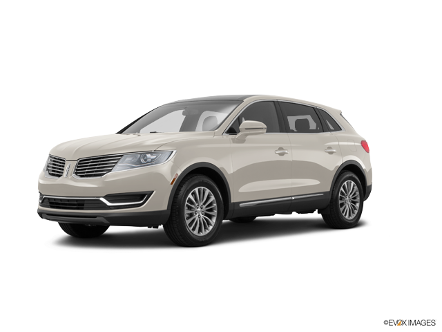 New 2017 Lincoln MKX in Muskogee, OK