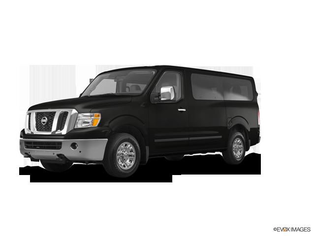 New 2017 Nissan NV Passenger in Tifton, GA