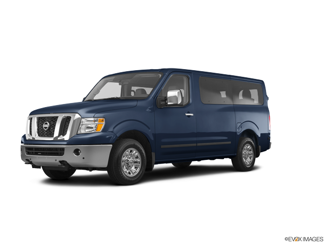New 2017 Nissan NV Passenger in METAIRIE, LA