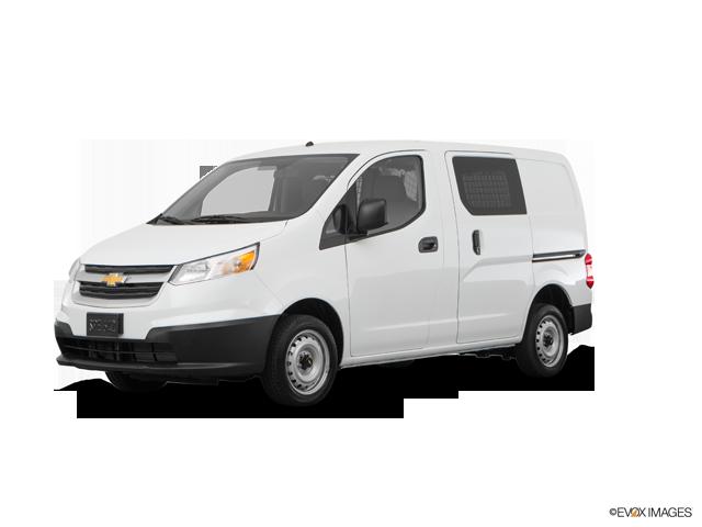 New 2017 Chevrolet City Express Cargo Van in Indianapolis, IN