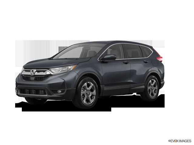 2017 Honda CR-V EX-L AWD w/Navi