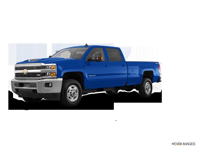 New 2017 Chevrolet Silverado 2500HD in Quincy, FL