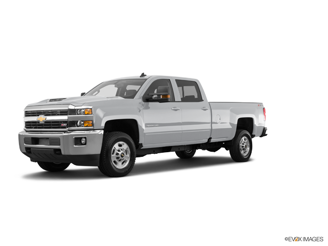 Used 2017 Chevrolet Silverado 2500HD in Tulsa, OK