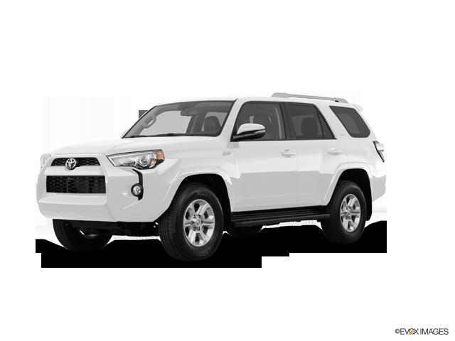 New 2017 Toyota 4Runner in Hurst, TX