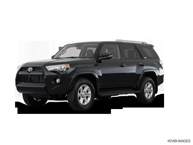 New 2017 Toyota 4Runner in Claremont, CA