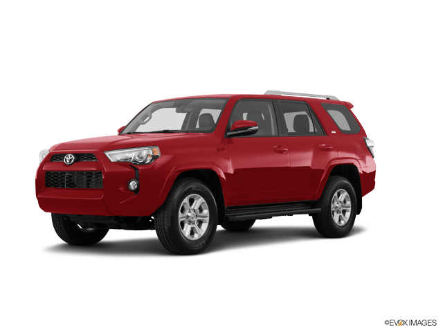 New 2017 Toyota 4Runner in Ventura, CA