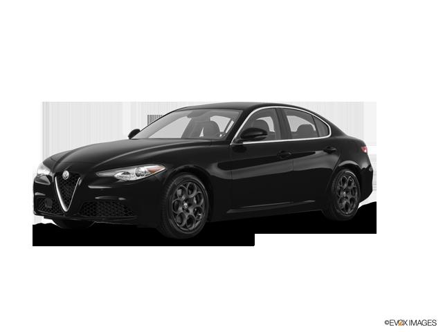 2017 Alfa Romeo Giulia 4D Sedan