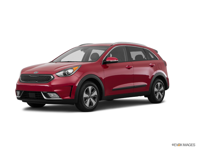 New 2017 KIA Niro in Kingsport, TN