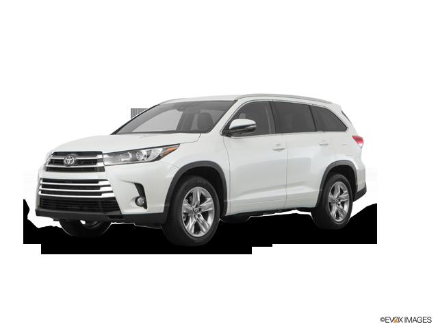 2017 Toyota Highlander LTD