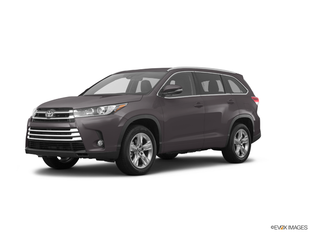 New 2017 Toyota Highlander in Hamburg, PA
