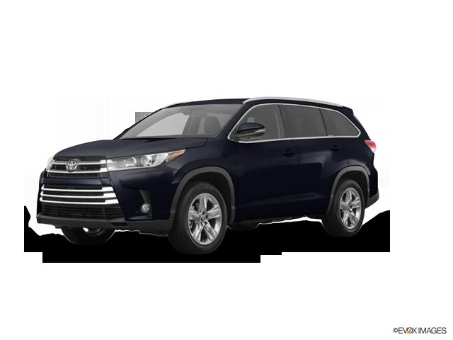 New 2017 Toyota Highlander in Lewisville, TX
