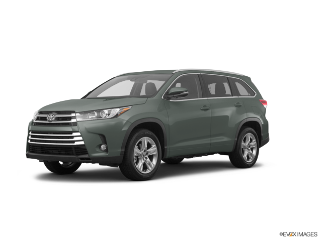 New 2017 Toyota Highlander in Harrisburg, PA