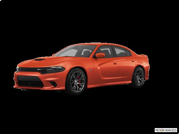 2017 Dodge Charger SRT Hellcat