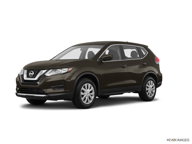 New 2017 Nissan Rogue in San Jose, CA
